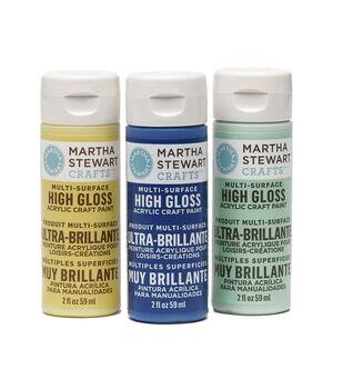 Martha Stewart Crafts 2oz High Gloss Acrylic Craft Paint