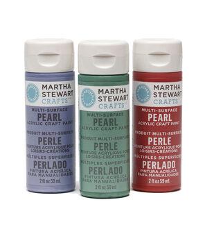 Martha Stewart Pearl Acrylic Craft Paint 2 Ounces