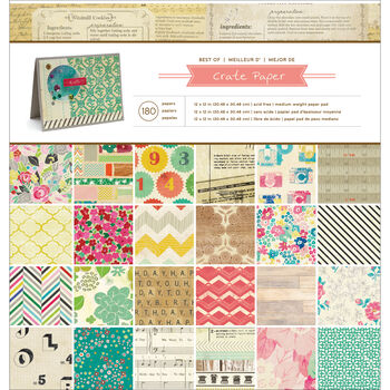 Crate Paper Best Of Paper Pad
