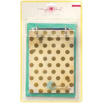 Crate Paper Flea Market Mini Clipboard Album
