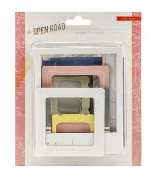 Open Road Chipboard Frames 21/Pkg