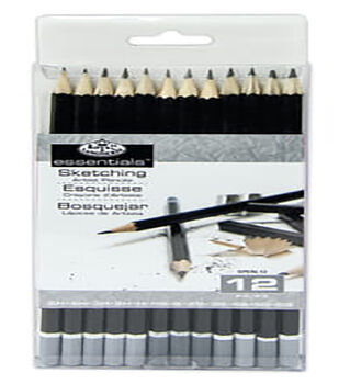 Royal Brush Sketching Pencils-12PK