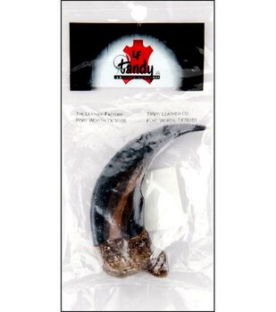 Leather Factory 3-12'' Resin Bear Claw-1PK/Black