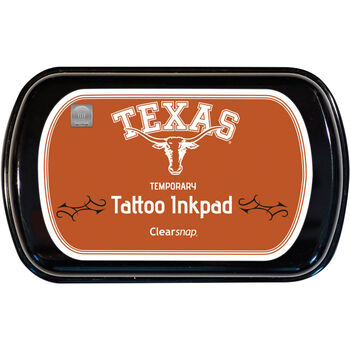 Clearsnap Colobox Temporary Tattoo Inkpad Univeristy Of Texas At Austin