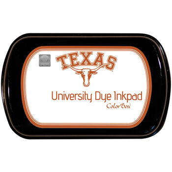 Clearsnap Colorbox University Dye Inkpad Univ. Of Texas At Austin