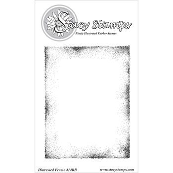 Stacy Stamps Cling Mounted Stamps Distressed Background