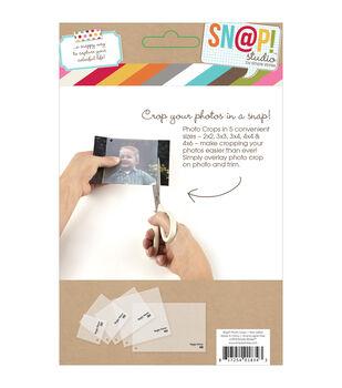Simple Stories 5/Pkg - Snap Photo Crops