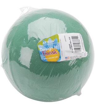 """Wet Foam Ball 6"""" 1Pk-Green"""