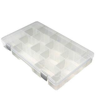 ArtBin Solution Box With Anti Tarnish Dividers Large
