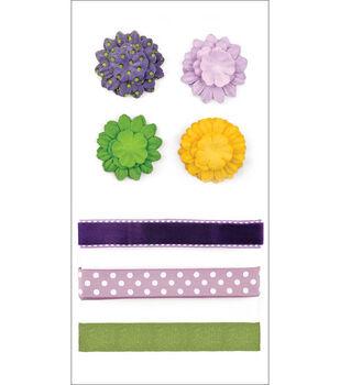 Kaisercraft Embellishment Pack-Lilac Avenue