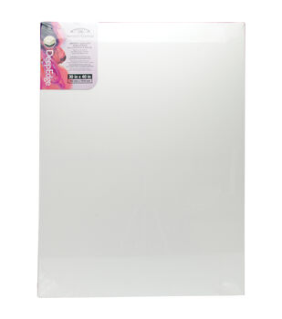 "Winsor & Newton Quality Deep Edge Stretched Canvas-30""X40"""