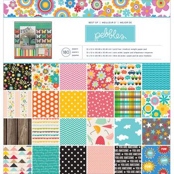 Pebbles Inc. Best Of Paper Pad