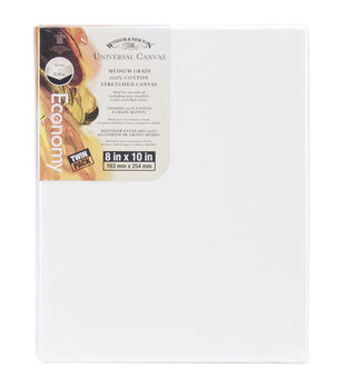Winsor & Newton Artist's Quality Canvas Twin Pack