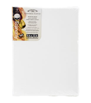 "Artists' Quality Canvas Twin Pack-9""X12"""