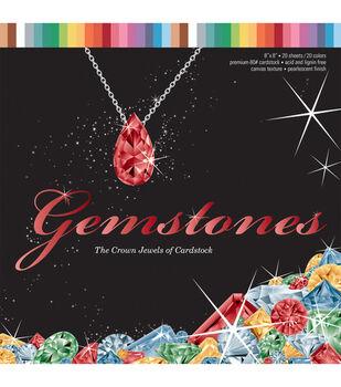 Core'dinations 12''x12'' Paper Pack-20PK/Gemstones