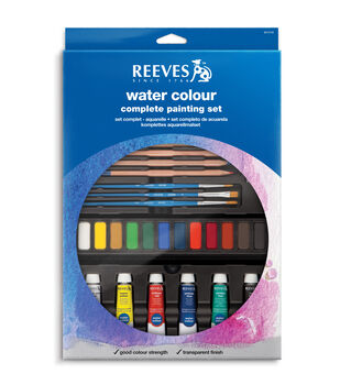 Reeves Watercolor Complete Set