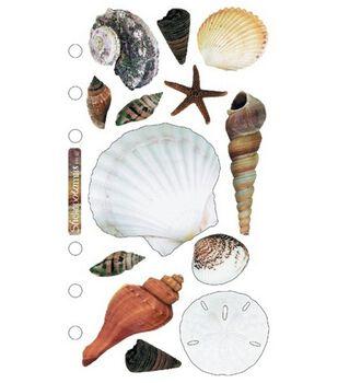 Sticko Stickers-Seashells