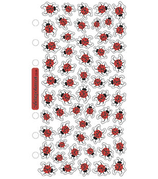 Sticko Stickers-Lady Bugs