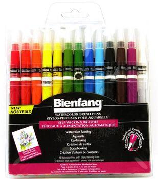 Bienfang W/C Pen Set 13Pc