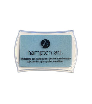 Tinted Embossing Stamp Pad-Green