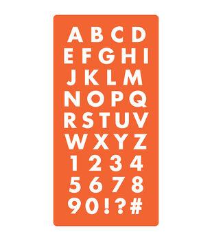 Mod Podge Large Mod Mold-Alphabet