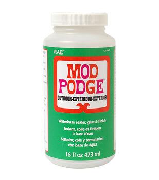 Mod Podge Outdoor Finish-16oz