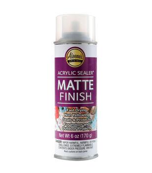 Aleene's 6 oz. Acrylic Sealer Aerosol Spray-Matte