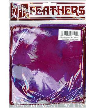 Marabou Plumage Feathers 1/2 oz
