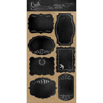 Label -chalk Studio Stickrs