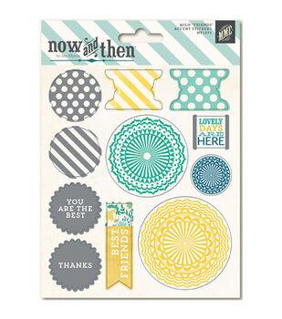 Now & Then Milo Decorative stickers-Friends Accents