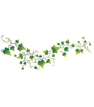 Stencil Magice Stencils-Flowing Ivy