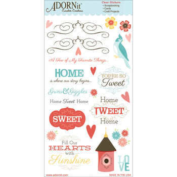 So Tweet -home Tweet Sticker