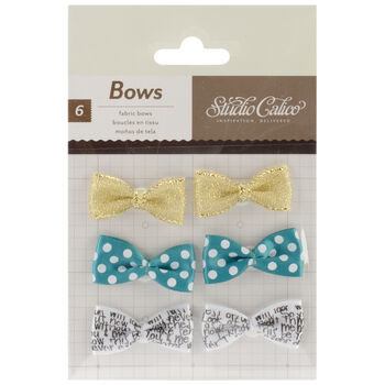 Studio Calico Printshop Fabric Bows