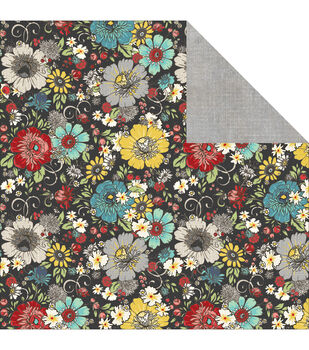 Adorn-It Chamberry Double-Sided Cardstock Paper Chamberry Hill