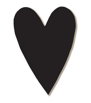 Adorn-It Chalkboard Surfaces Heart