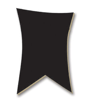 Adorn-It Chalkboard Surfaces Country Pennant