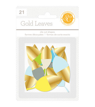 Studio Calico W/Gold - Lemonlush Leaves