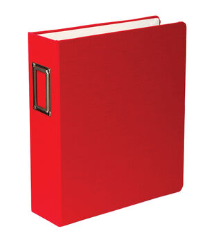 "Handbook Made In A Snap 3-Ring Album 8.75""X9.75"""