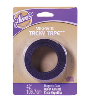 "Aleene's Magnetic Tacky Tape 42""-"
