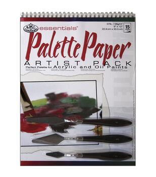 Royal Brush Essentials Artist Pack-Palette Paper
