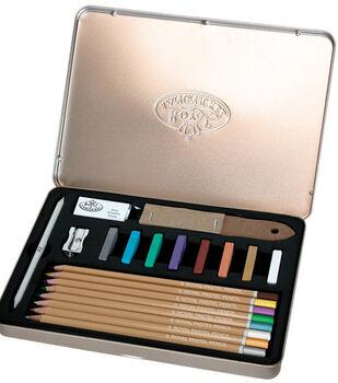 Pastel Pencil Art Kit