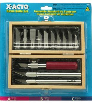 X-acto® Basic Knife Set