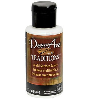 Deco Art Traditions Multi-Surface Sealer 3 Ounces