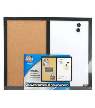 Magnetic Combo Board 18'' X 22''