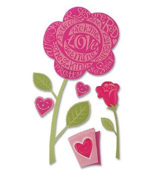 Jolee's Boutique Dimensional Stickers-Petals Of Love