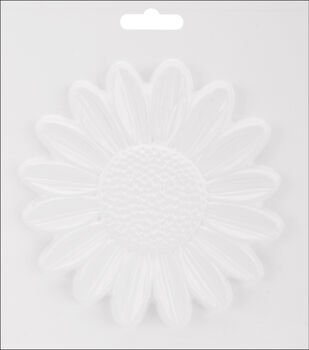 "Yale Plaster Casting Plastic Mold 6.5""X7.25""-Sunflower"