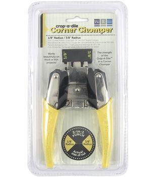 We R Crop-A-Dile Corner Chomper Tool-New Radius