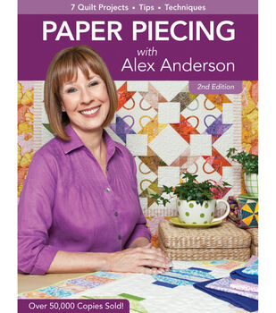 Paper Piecing With Alex Anderson