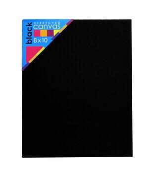 Canvas Artists Black 8X10