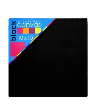 Canvas Artists Black 10X10
